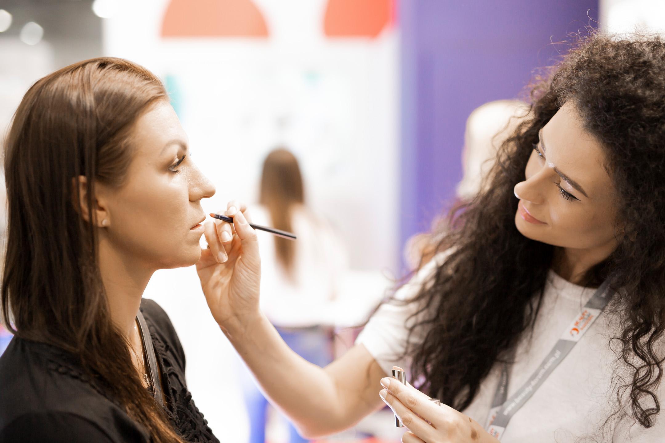 SAY Makeup na targach Beauty Forum