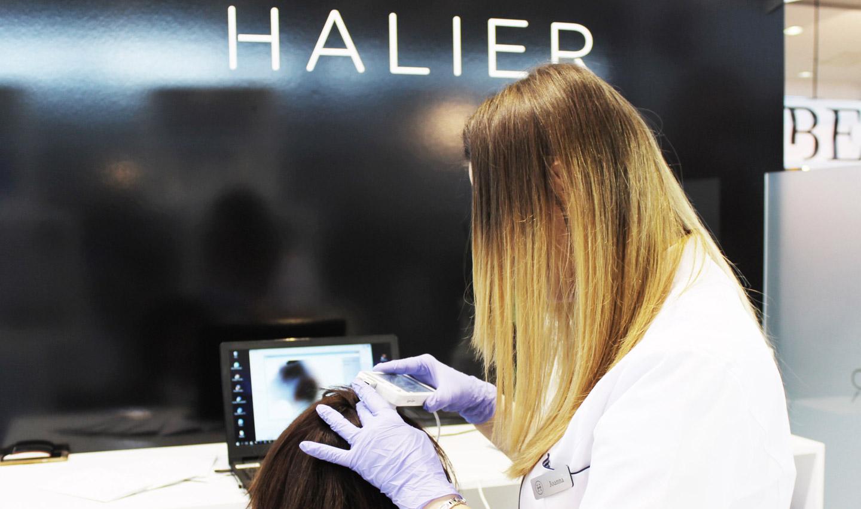 HALIER na targach fryzjerskich LOOK