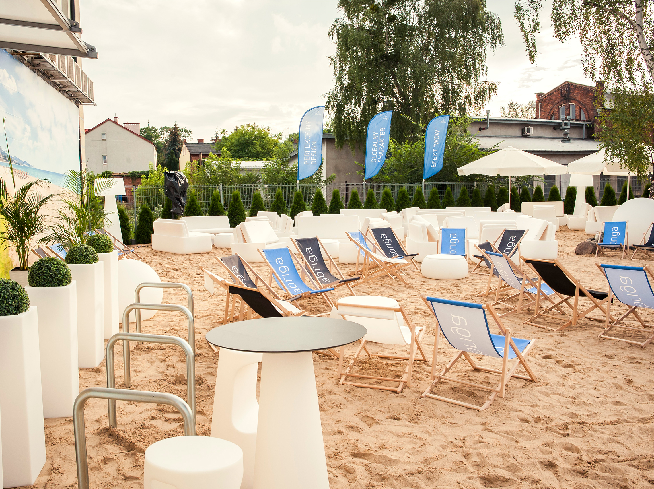 Plaża na Starym Mieście, czyli Abriga Summer Party